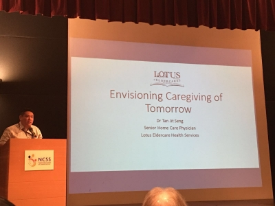 Caregivers in Singapore -  The Hot Topic