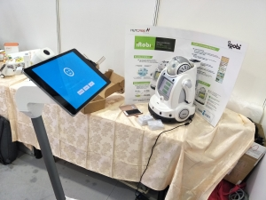 Robotising Domestic Home Based Healthcare: Can Robotics Enable Caregivers